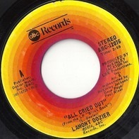 Lamont Dozier - All Cried Out / Rose
