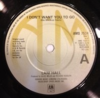 Lani Hall - I Don't Want You To Go