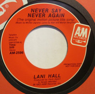 Lani Hall - Never Say Never Again (The Original Motion Picture Title Song)