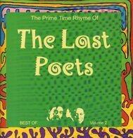 Last Poets - The Prime Time Rhyme Vol.2