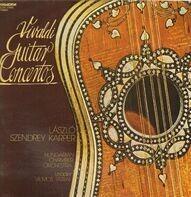 L.S. Karper , V. Tátrai  w/ Hungarian Chamber Orchestra // Antonio Vivaldi - Vivaldi Guitar Concertos