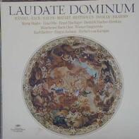 Händel, Bach, Haydn a.o. - Laudate Dominum