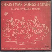 Laura Boulton - Christmas Songs Of Spain