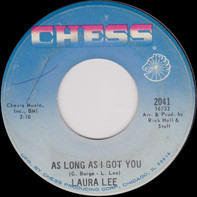 Laura Lee - As Long As I Got You / A Man With Some Backbone