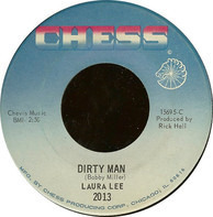Laura Lee - Dirty Man / It's Mighty Hard