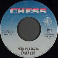 Laura Lee - Need To Belong