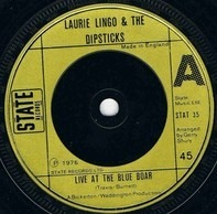 Laurie Lingo And The Dipsticks - Live At The Blue Boar