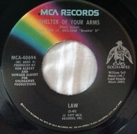 Law - Shelter Of Your Arms / Fairweather Friends