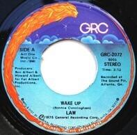 Law - Wake Up / Tootin'