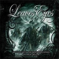 Leaves' Eyes - We Came With The Northern Winds - En Saga I Belgia