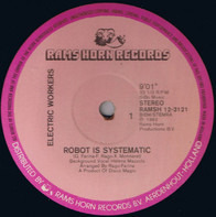 'Lectric Workers - Robot Is Systematic