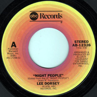 Lee Dorsey - Night People / Can I Be The One