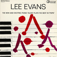 Lee Evans - The New And Exciting Piano Talent Plays The Best in 'Pops'