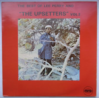 """Lee Perry & The Upsetters - The Best Of Lee Perry And """"The Upsetters"""" Vol 2"""