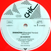 Lee Marrow - Shanghai