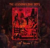Legendary Pink Dots - 10 To The Power Of 9 V.1