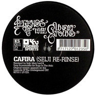 Legends Of The Underground - Cafira (Seiji Re-Rinse)