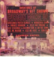 Lehman Engel - Curtain Going Up - Overtures of Broadway's Hit Shows