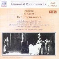 Artur Bodanzky - Richard Strauss: Der Rosenkavalier
