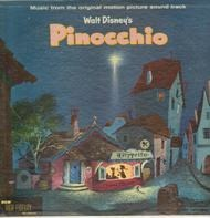 Leigh Harline , Ned Washington - Walt Disney's Pinocchio - Music From The Original Motion Picture Sound Track