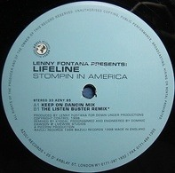 Lenny Fontana Presents Lifeline - Stompin In America (Original / Kyodai Remixes)