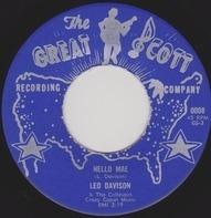 Leo Davison & The Collinairs - Hello Mae / It's Never Too Late