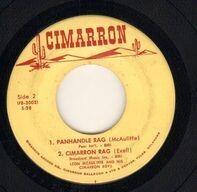 Leon McAuliffe And His Cimarron Boys - Steel Guitar Rag EP