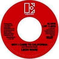 Leon Ware - Why I Came To..
