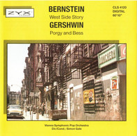 Bernstein / Gershwin - West Side Story / Porgy And Bess