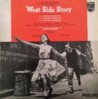Leonard Bernstein , Stephen Sondheim , Carol Lawrence , Larry Kert , Chita Rivera , Art Smith - West Side Story