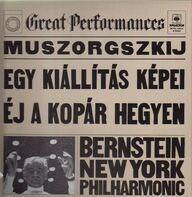 Leonard Bernstein , The New York Philharmonic Orchestra - Muszorgszkij