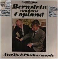 Copland - Bernstein w/ NY Phil. - Piano Concerto, Music For The Theatre