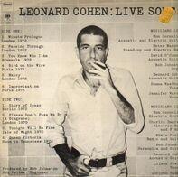 Leonard Cohen - Live Songs