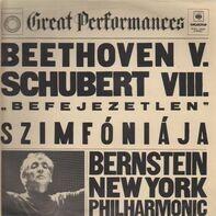 Leonard Bernstein - BEethoven & Schubert Symphonies