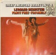Leonard Bernstein - Great American Ballets Vol. 1