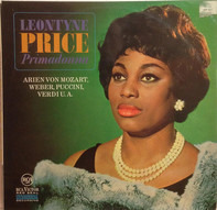 Leontyne Price , RCA Italiana Opera Orchestra , Francesco Molinari-Pradelli - Primadonna Vol. 2: Great Soprano Arias From Handel To Puccini