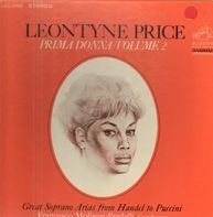 Leontyne Price - Prima Donna/Volume 2: Great Soprano Arias From Handel To Puccini