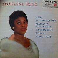 Leontyne Price - Aida; Il Trovatore; Madama Butterfly; La Rondine; Tosca; Turandot