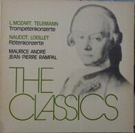 Leopold Mozart , Georg Philipp Telemann - Trompetenkonzerte / Flötenkonzerte