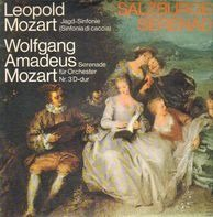 Leopold Mozart, Wolfgang Amadeus Mozart - Salzburger Serenade