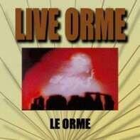 LE ORME - LIVE '70'S