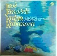 Leoš Janáček - Drahomíra Tikalová , Beno Blachut , Ludmila Komancová - Katya Kabanova