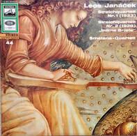 Leoš Janáček , Smetana Quartet - Janáček: Quartett No. 1&2
