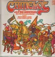 Lerner & Loewe , Paul Daneman , The Alyn Ainsworth Orchestra - Camelot With Paul Daneman