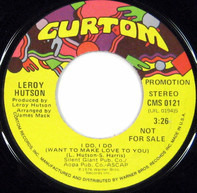 Leroy Hutson - I Do, I Do (Want To Make Love To You)