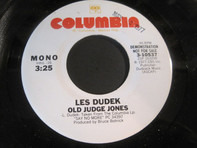 Les Dudek - Old Judge Jones