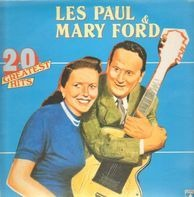 Les Paul & Mary Ford - 20 Greatest Hits