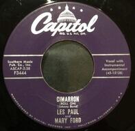 Les Paul & Mary Ford - Cimarron (Roll On) / San Antonio Rose