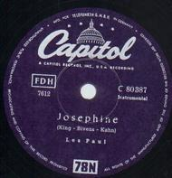Les Paul - Josephine / Mandolino