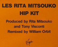 Les Rita Mitsouko - Hip Kit (William Orbit Remix)